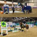 ** Victory for Smyth and Mc Entee in Portmore Equestrian Centre **