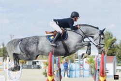 Mikey Pender beats off 130 competitors on way to victory with Irish Sport Horse in Portugal