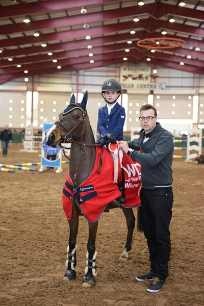 Cwd Children On Horses And Pony Spring Tour Cavan